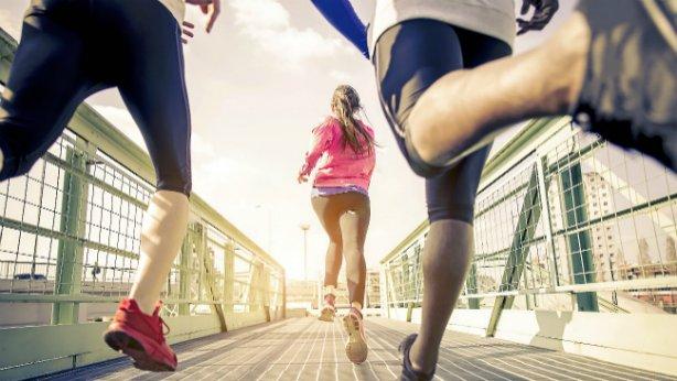 La lesión del corredor se puede evitar con entrenamiento guiado