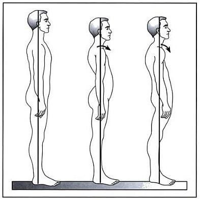 Desequilibrios posturales: hombros adelantados